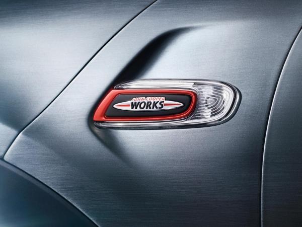 Yeni MINI John Cooper Works Concept 2014 fotoğraf galerisi