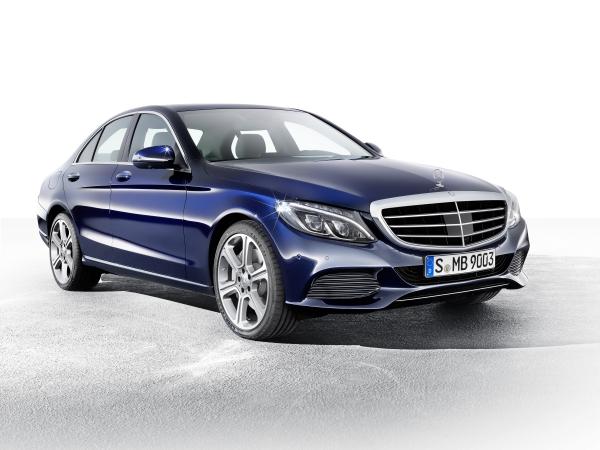 Yeni Mercedes-Benz C Serisi 2014 fotoğraf galerisi