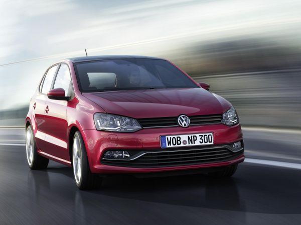 Yeni yüzlü Volkswagen Polo 2014 açıklandı