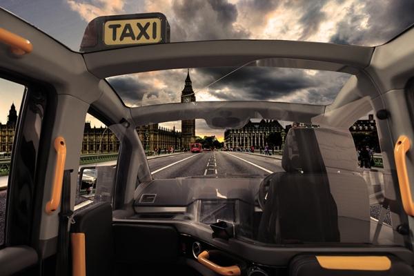 Yeni Karsan V1 Concept Londra taksi projesi