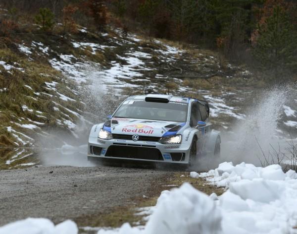 WRC 2014 Monte Carlo Rallisi
