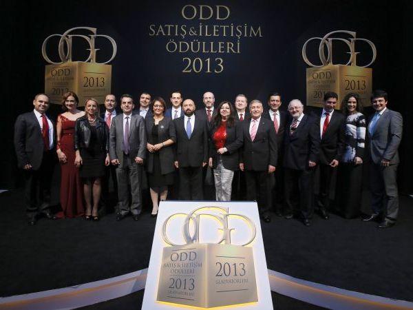 ODD Satış ve İletişim Ödülleri 2013 Gladyatörleri belli oldu