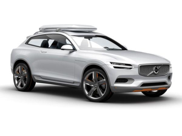 Volvo Concept XC Coupe 2014 Detroit'te tanıtıldı