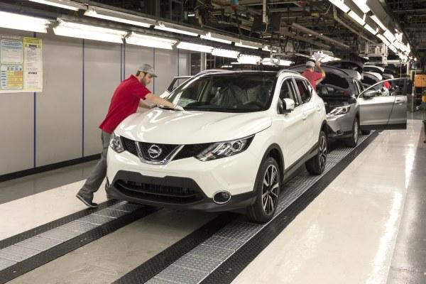 Yeni Nissan Qashqai Şubat 2014'te Türkiye'de