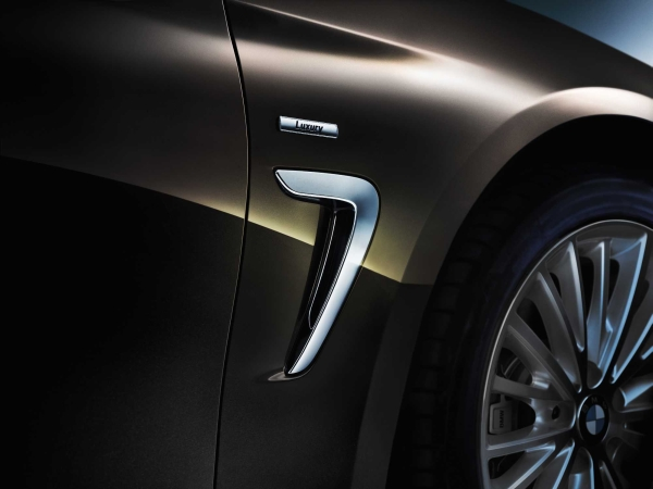 BMW 4 Serisi Gran Coupe 2014 yüzünü gösterdi