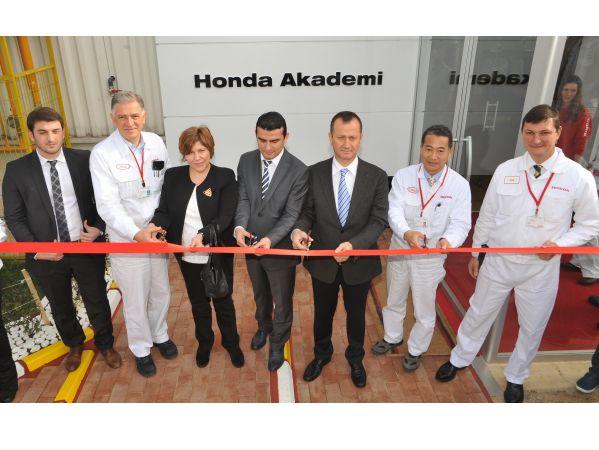 Honda Akademi açıldı