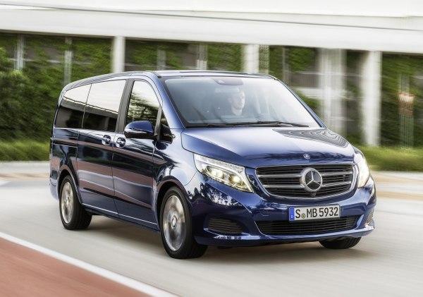 Yeni Mercedes-Benz V Serisi