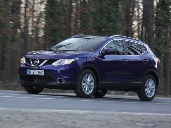 Yeni 2014 Nissan Qashqai 1.2 DIG-T ilk sürüş – test videosu
