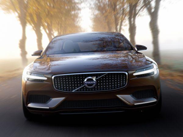 Volvo Concept Estate 2014 Cenevre Motor Show'da tanıtılacak