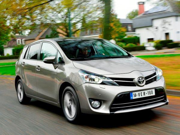 Yeni 2014 Toyota Verso 1.6 D-4D turbo dizel satışa sunuldu