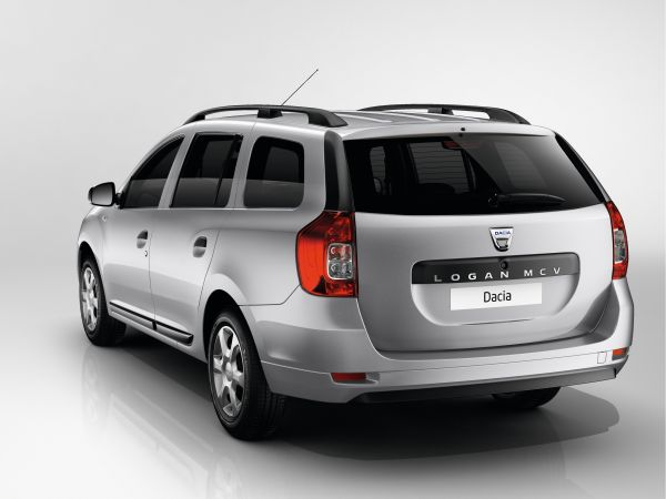 Yeni Dacia Logan MCV 2014 video