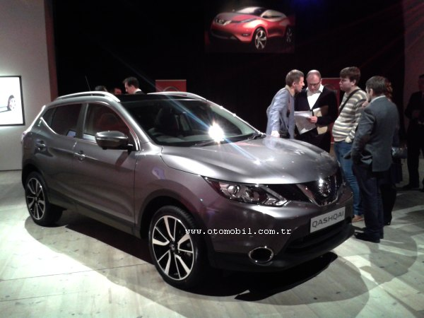 Yeni Nissan Qashqai 2014 video