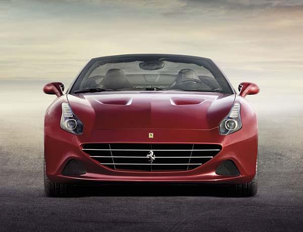 Turbo motorlu Ferrari California T tanıtıldı