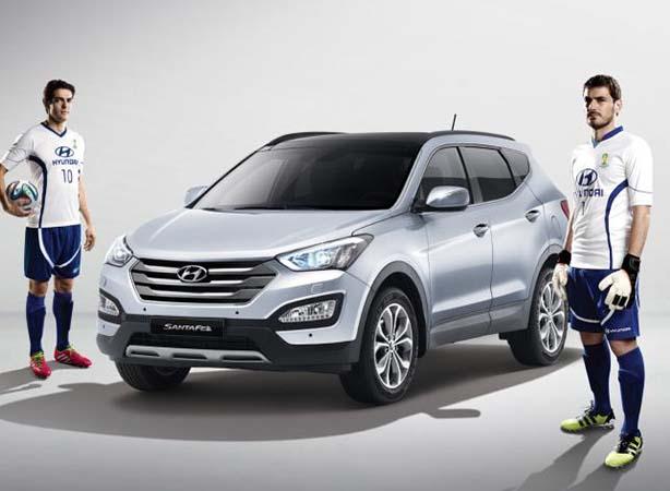 Casillas ve Kaka Dünya Kupası'nda Hyundai'nin marka elçisi oldu