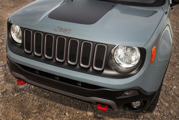 Yeni Jeep Renegade, Cenevre Otomobil Fuarı 2014'te tanıtıldı