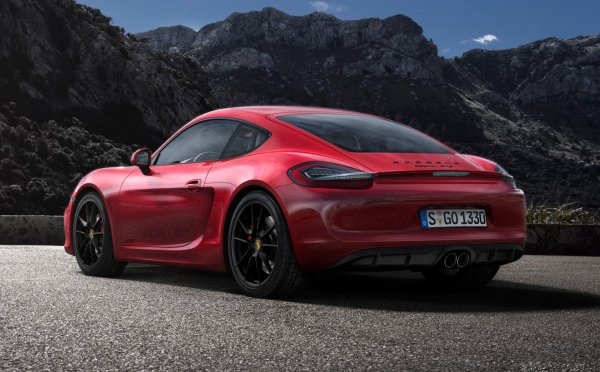 Porsche Cayman GTS ve Boxster GTS