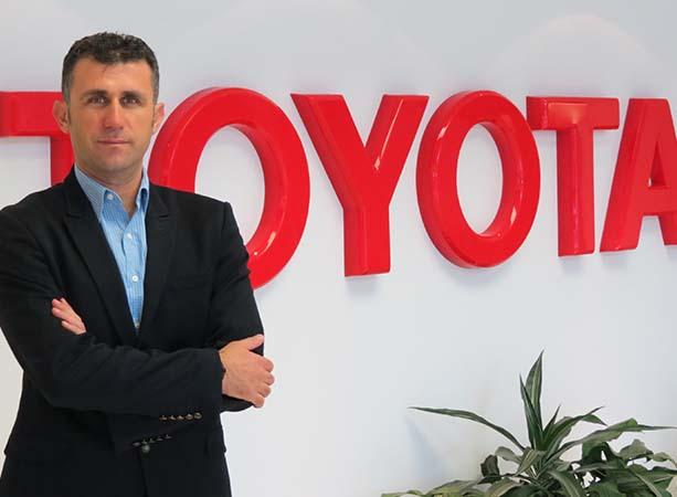 Toyota Türkiye'nin yeni Pazarlama Direktörü Murat Akdağ oldu