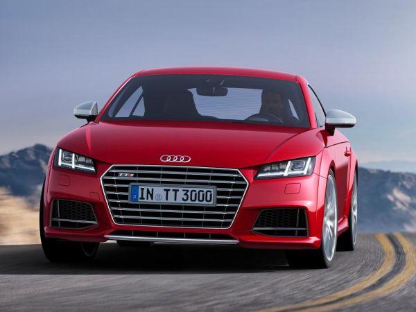 Yeni Audi TT Coupe 2014 Cenevre Motor Show
