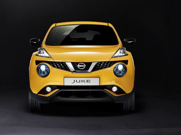 Yeni yüzlü Nissan Juke 2014'ün örtüsü kalktı