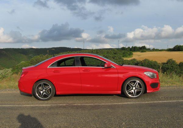 Mercedes-Benz CLA 180 CDI (dizel-otomatik) fiyat listesi ...