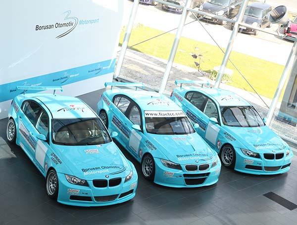 Borusan Otomotiv Motorsport 2014'te de iddialı
