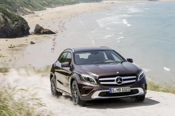 Mercedes-Benz GLA 200 Türkiye fiyatları açıklandı