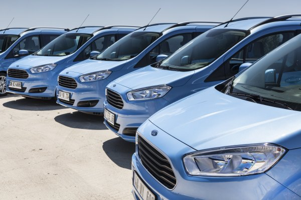 Ford Tourneo Courier-Transit Courier fiyat listesi