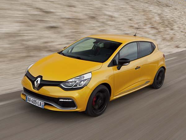 Yeni Renault Megane RS ve Clio RS Türkiye'de