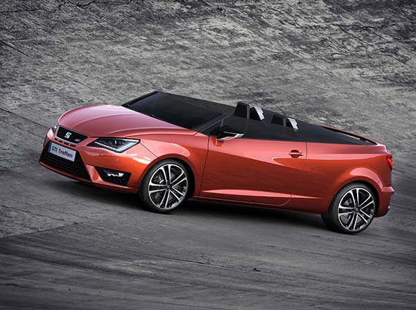 Seat Ibiza Cupster Concept tanıtıldı