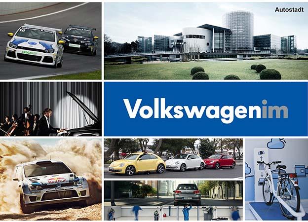 Volkswagen'den yeni bir web sitesi: Volkswagenim