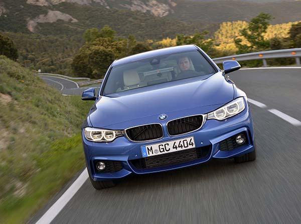 BMW X4 xDrive20d ve 4 Serisi Gran Coupe satışa sunuldu