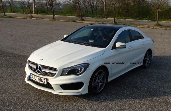 Yeni Mercedes-Benz CLA 180 CDI 7G-DCT video test