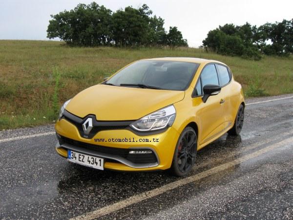 Yeni Renault Clio R.S. 200 EDC video test