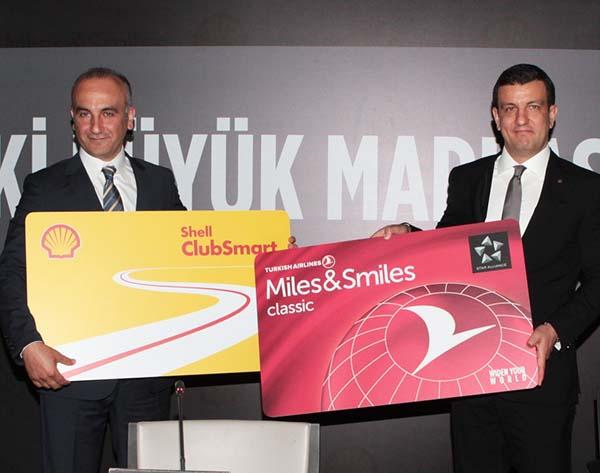 Türk Hava Yolları ve Shell & Turcas işbirliği açıkladı