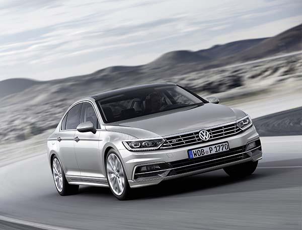Yeni Volkswagen Passat 2015 haber ve fotoğraf galerisi