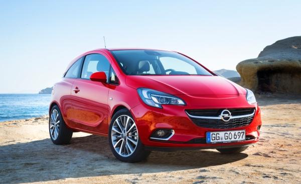 Yeni Opel Corsa videoları