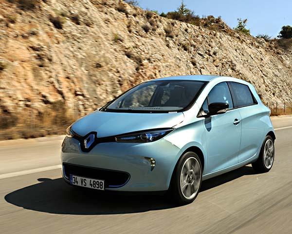 Elektrikli otomobil Renault Zoe satışa sunuldu