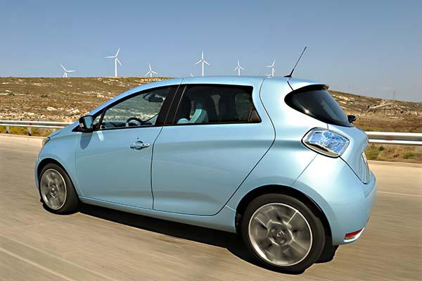 Elektrikli otomobil Renault Zoe satışa sunuldu - Otomobil