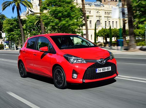Yeni 2014 Toyota Yaris 38.900 TL baz fiyatla Türkiye'de