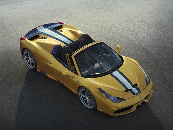 Galeri: Ferrari 458 Speciale A (Spider) 2015