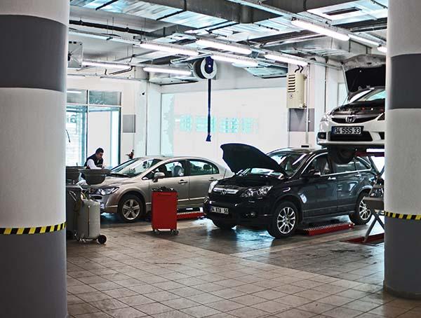Honda'dan servis kampanyası