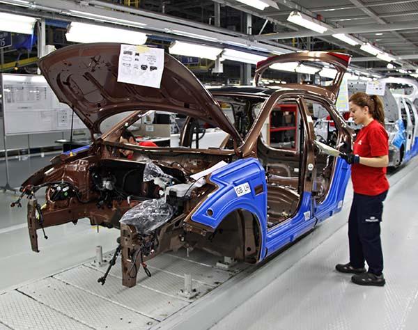 Yeni Hyundai i20 üretimi başladı