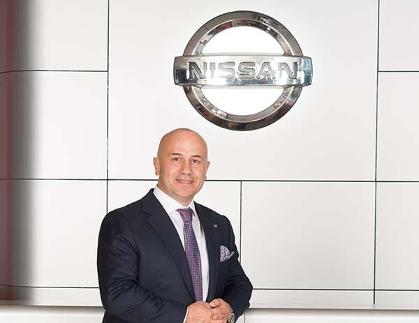 İbrahim Anaç Nissan Türkiye Genel Müdür Yardımcısı oldu