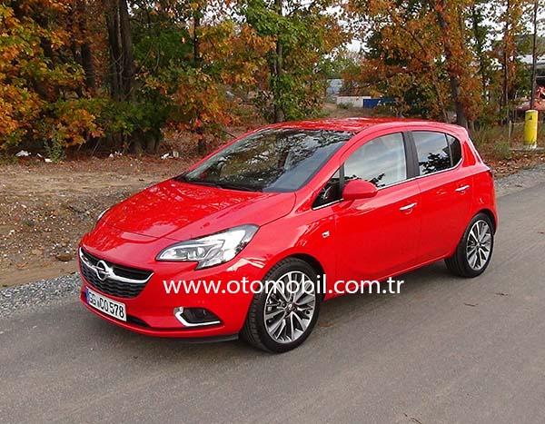 Yeni 2015 Opel Corsa 1.0 lt 115 HP test videosu
