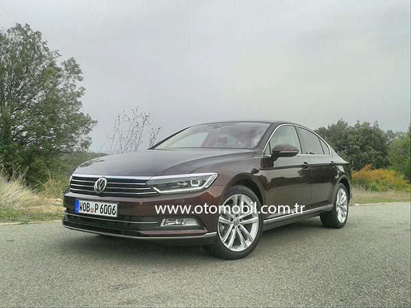 Yeni Volkswagen Passat 2015 Türkiye fiyatları açıklandı