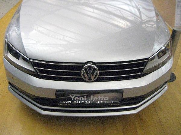 Yeni yüzlü VW Jetta 2015 fiyat listesi - Otomobil