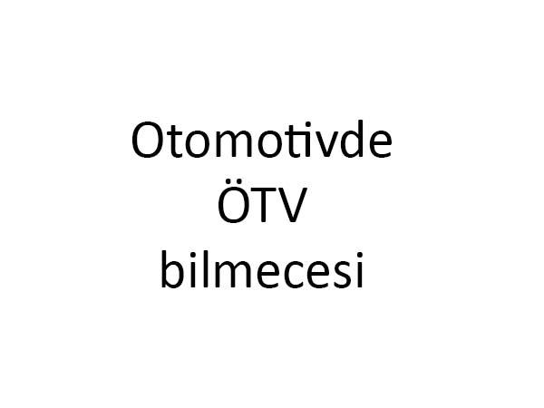 ÖTV yüzde 60'a mı çıkıyor?