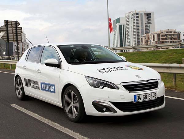 Peugeot 308, Yılın Sürücüsünü arıyor