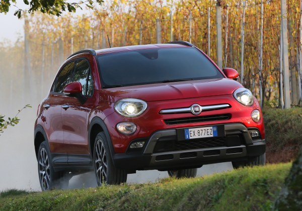 Fiat 500X 2.0 Multijet 140 HP AT AWD test-ilk sürüş