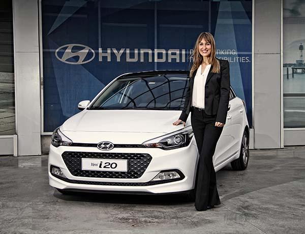 Yeşim Gökpınar Hyundai Assan Genel Müdür Yardımcısı oldu